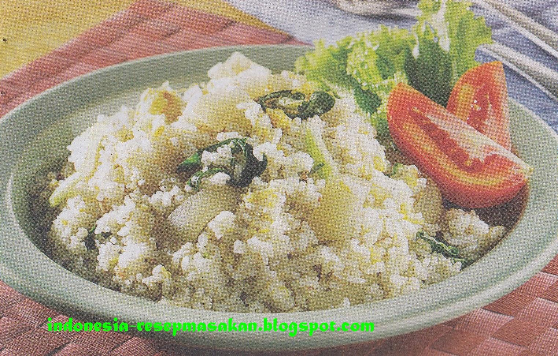 Resep Cara Membuat Nasi Goreng Kikil Pedas. Anda perlu mencoba resep ...