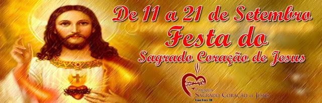 Festa do Sagrado Coração de Jesus 2013