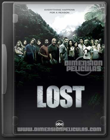 Lost (Temporada 1-6 DVDRip Inglés Subtitulado)