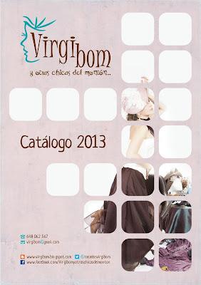 Catálogo Virgibom 2013