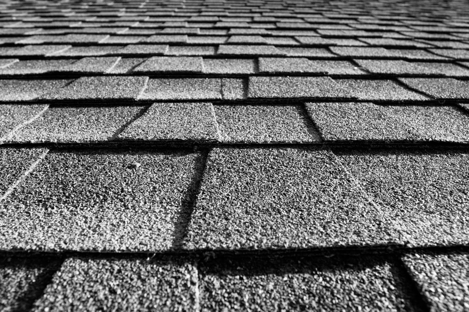 How to make your roof shingles match
