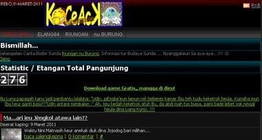 Blog Sahabat