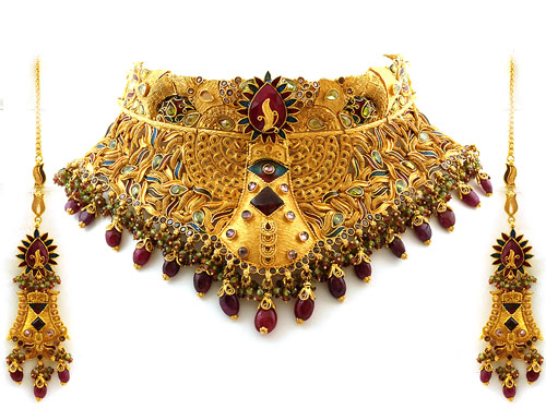 SONI ARTS: INDIAN GOLD JEWELLERY PHOTOS FROM DIFFERENT WEBSTES