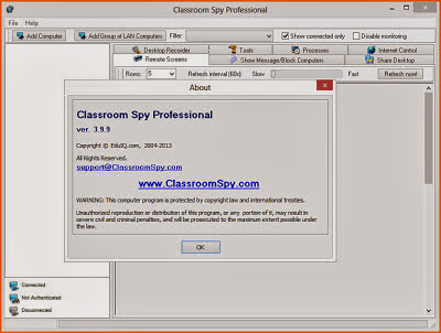 Classroom Spy Professional 3.9.11 Full
