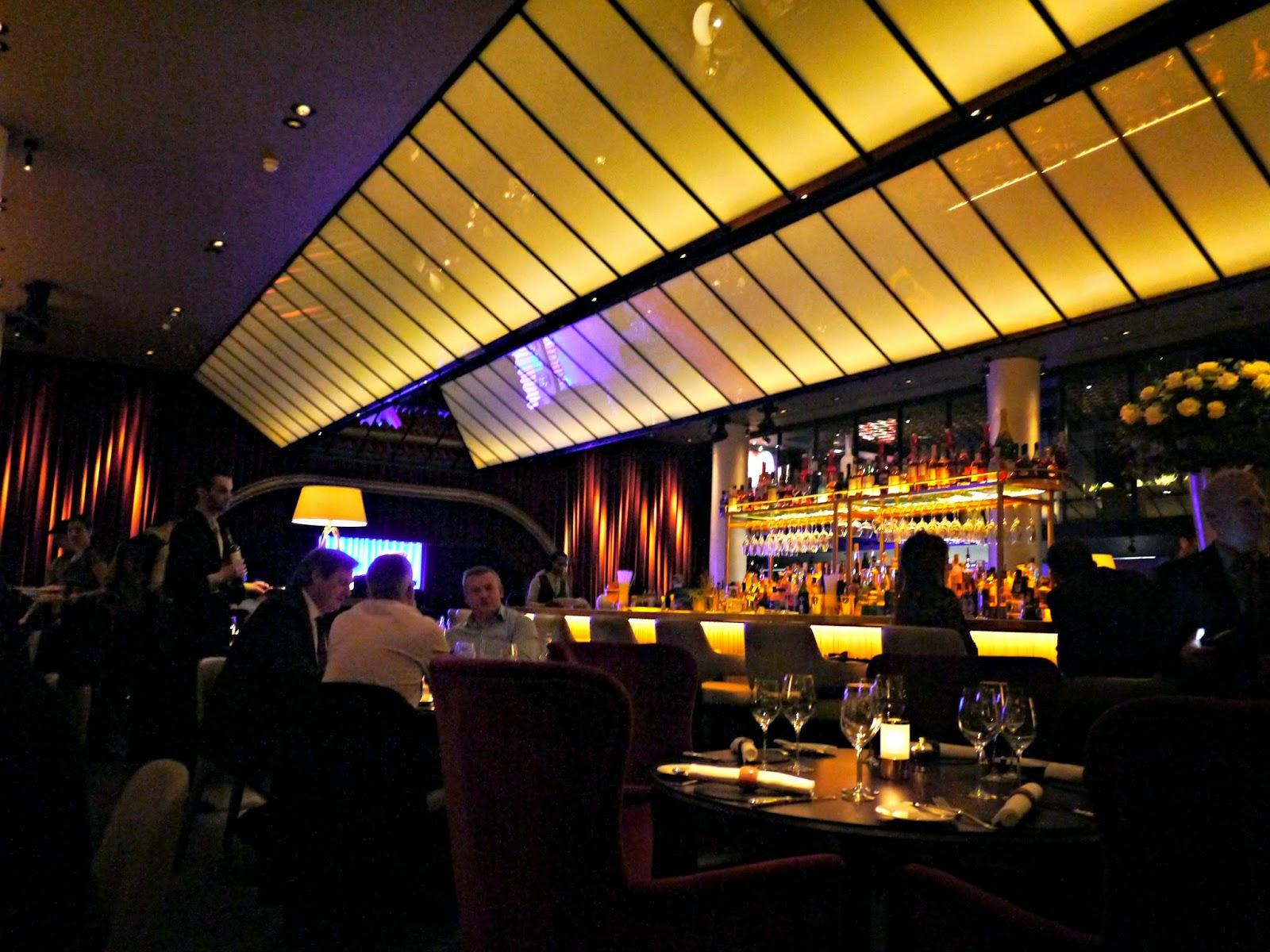 Quaglino's london restaurant