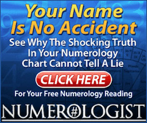 Free Numerology Video Report!