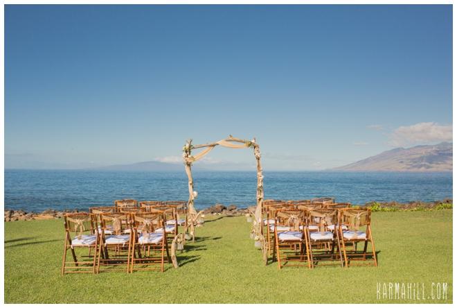 Maui Wedding Venues Styled Upgrade