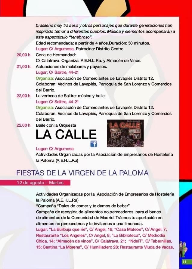 Fiestas de San Cayetano en Cascorro