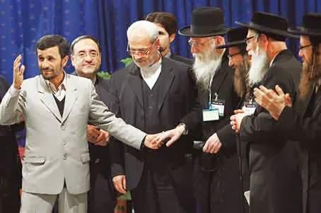 Syiah Iran Hidup Harmonis Bersama Yahudi