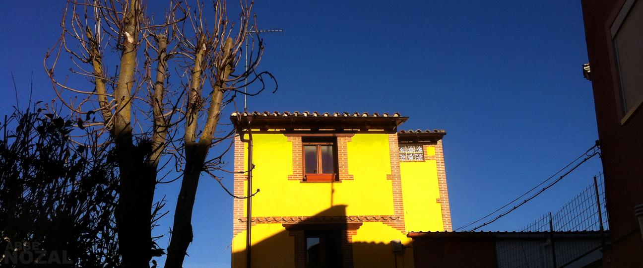 Casa amarilla, 2015 Abbé Nozal
