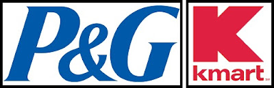 P&G Kmart logo