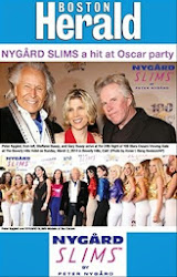 Nygard Slims a hit at Oscars