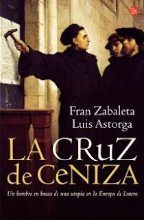 la cruz de ceniza Zabaleta Astorga