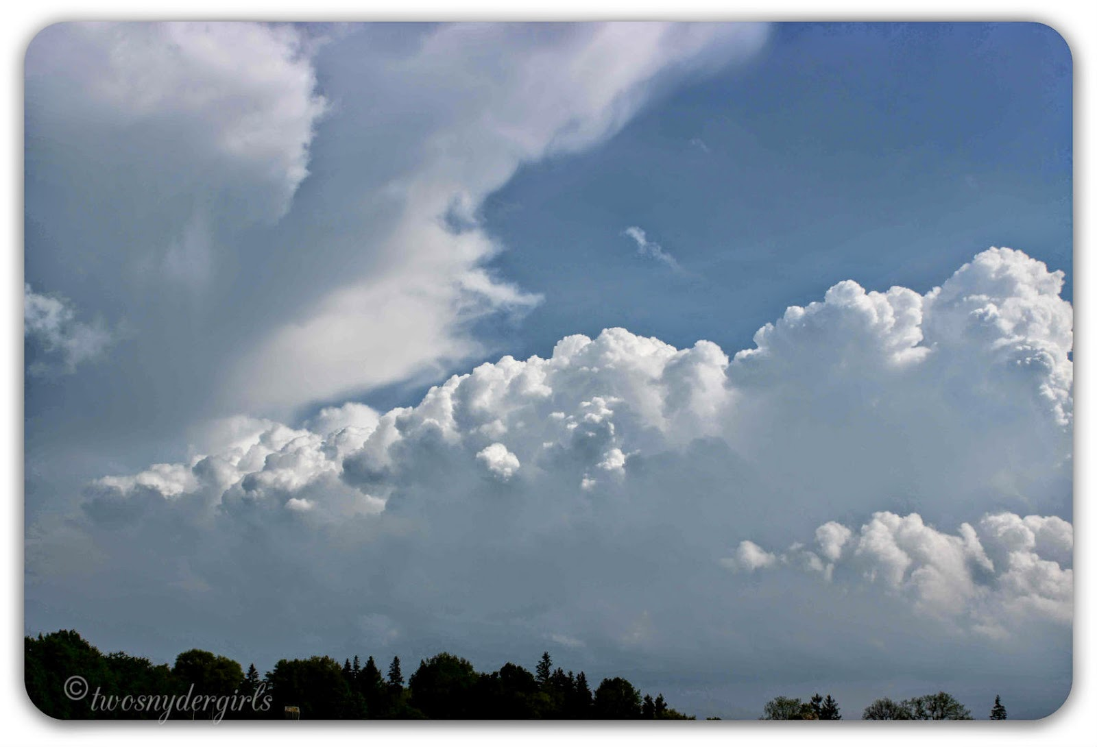 June 2, 2014 Storm Clouds over Southern Ontario CA