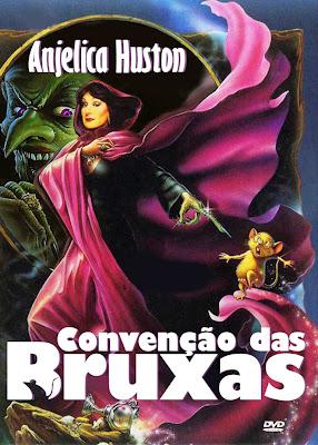 Convenção das Bruxas - DVDRip Dual Áudio