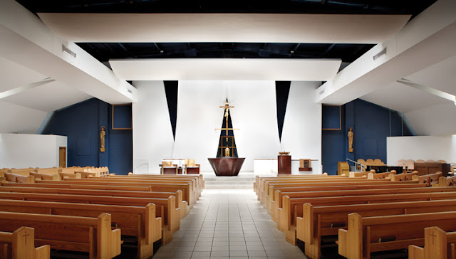 Church Interior Design Ideas