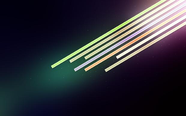 Diagonal Colors