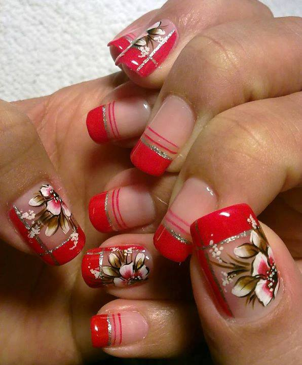 uñas decoradas , diseños de uñas| decoracion de uñas 2014