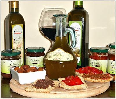 olio extravergine di oliva pugliese schirinzi: l'olio per la tua famiglia!!