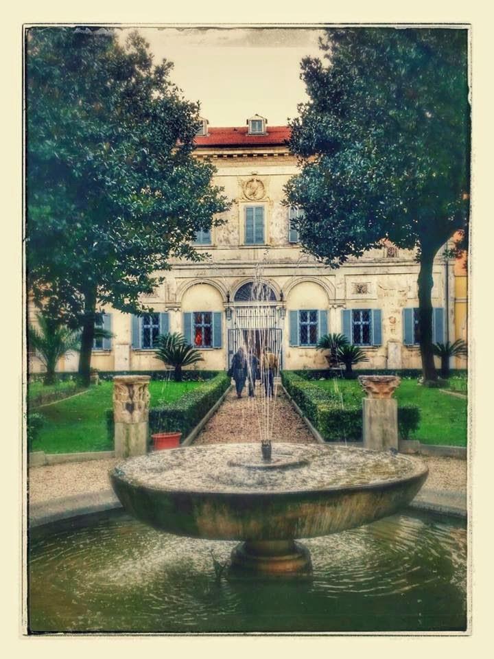 Roma Segreta: Casino Massimo Lancellotti e le pitture dei Nazareni