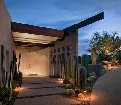 Fotos de terrazas terrazas y jardines fotos de for Diferentes tipos de techos para casas