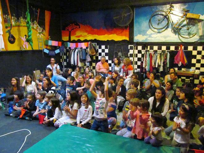 Clases abiertas y festivales artísticos