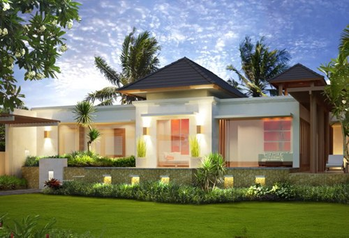 8 Model Desain Rumah Mewah 1 Lantai Untuk Inspirasi