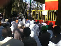 Orthodox Church on Memehir Girma Wondimu and his healing services