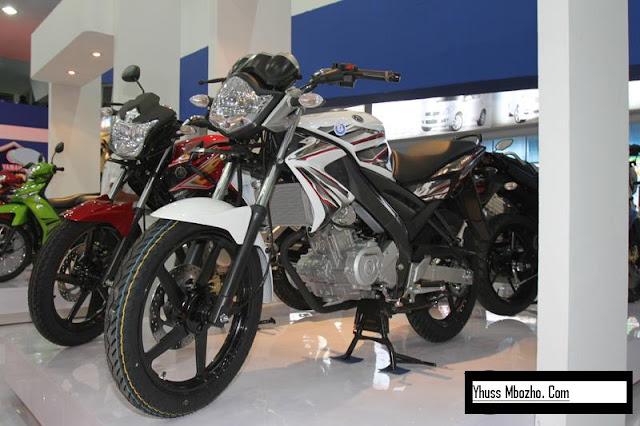 Yamaha V-Ixion 2011 Tambah Warna Putih