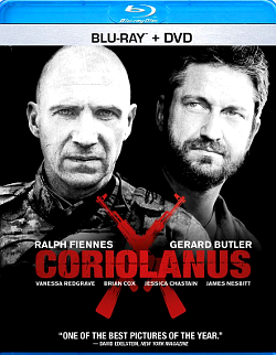 Filme Poster Coriolano BDRip XviD & RMVB Legendado