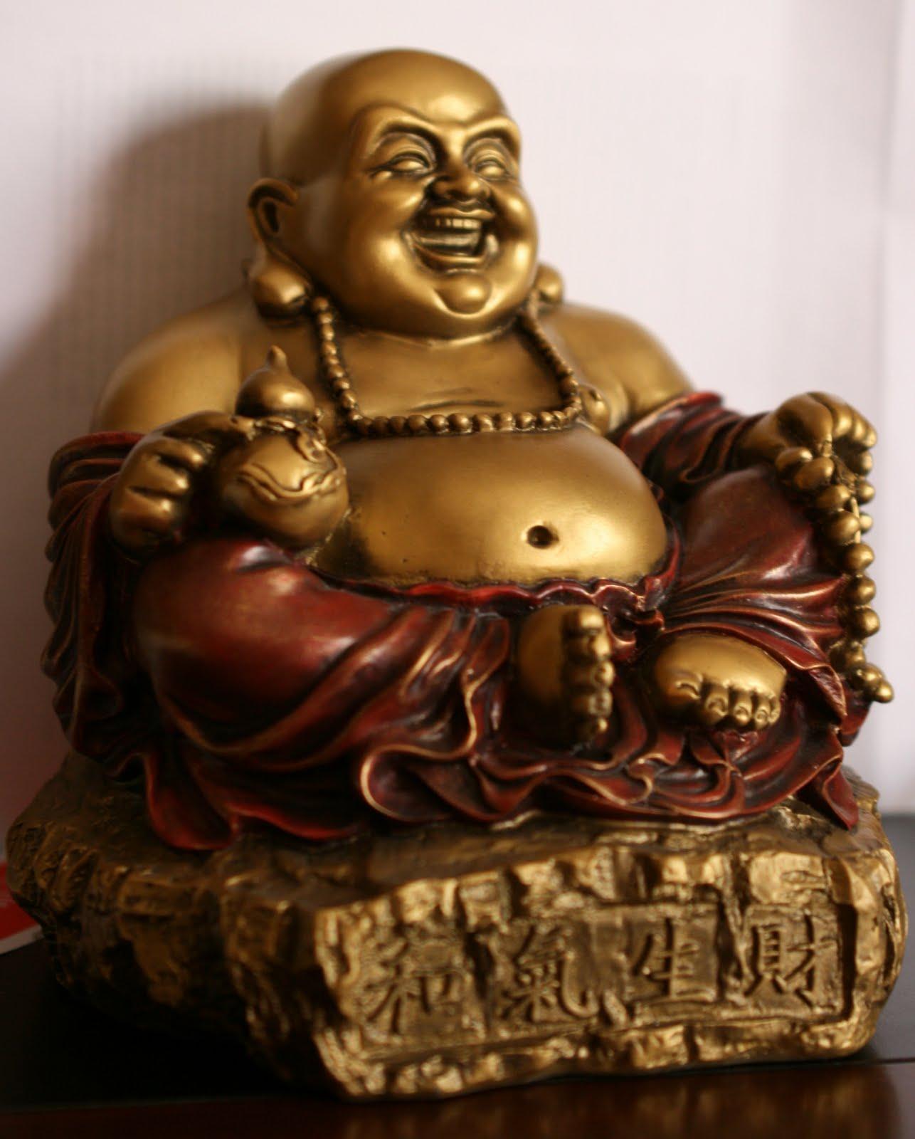 fat buddha wallpaper