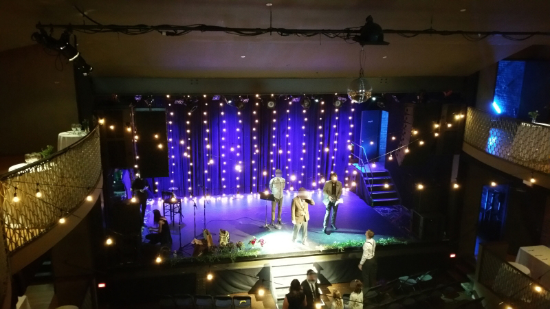 Universal Light and Sound - Recent Events: String Lights - Music Hall of Williamsburg - Friday ...