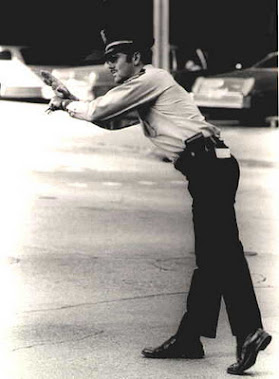 Officer T.F. Stern circa 1976