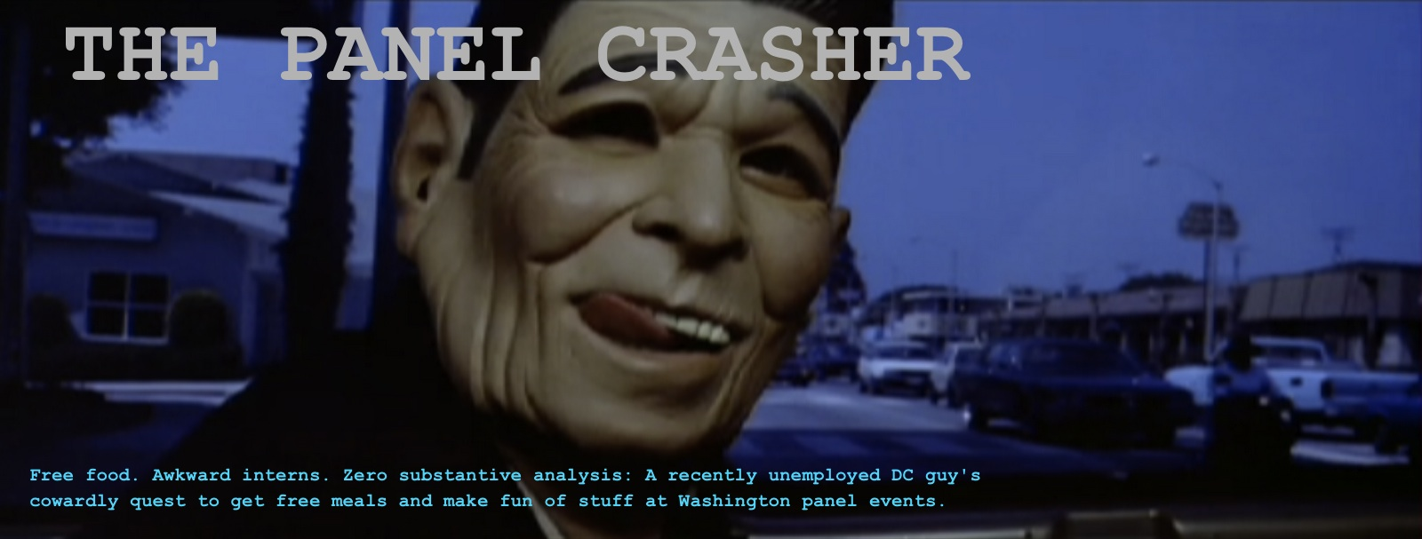 THE PANEL CRASHER