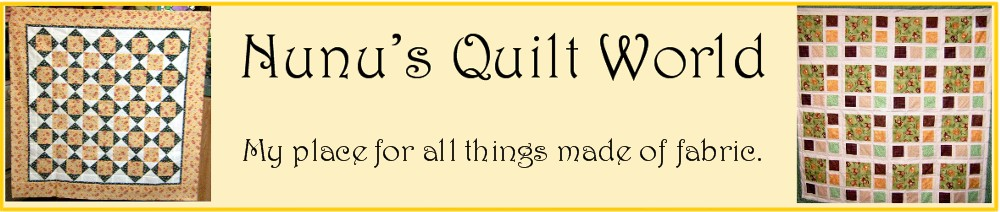 Nunu&#39;s Quilt World
