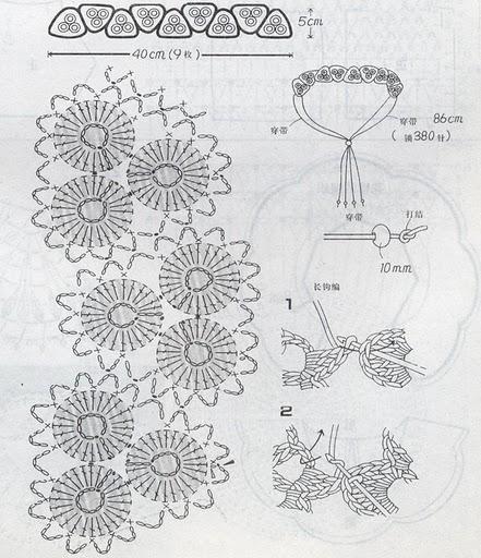 Publicado por Mossita Bella Gráficos Crochet en 1135