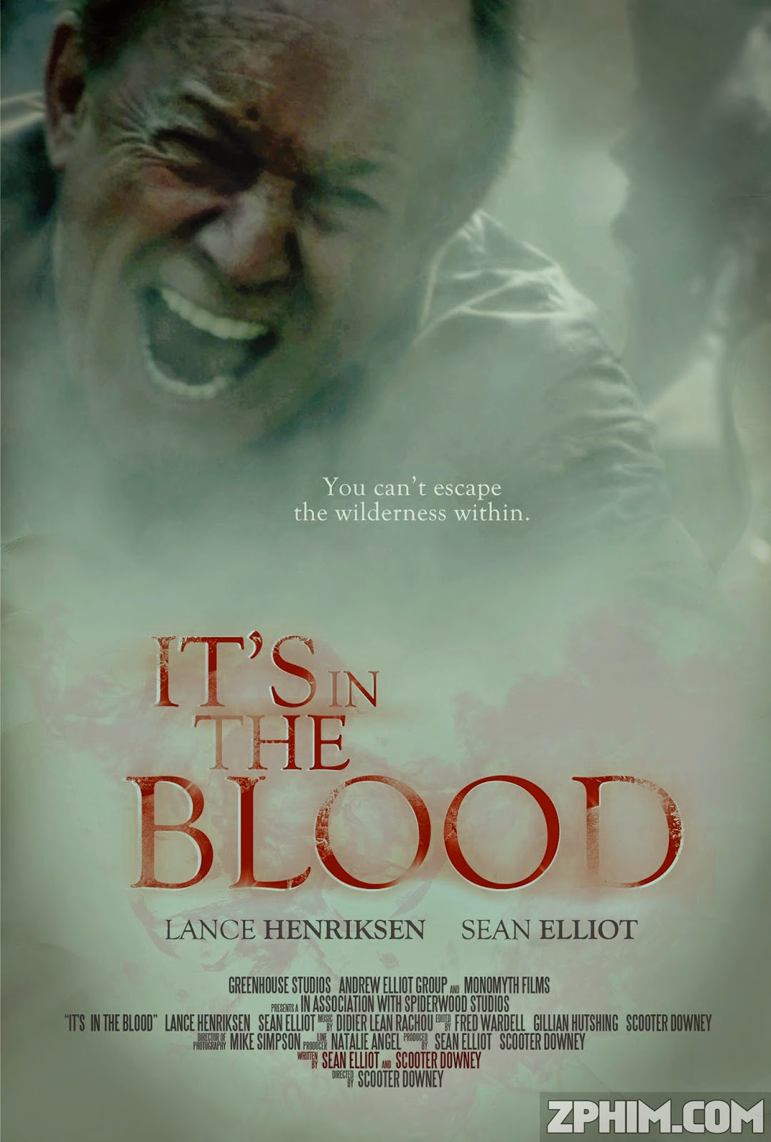Khu Đầm Máu - It's In The Blood (2012) Poster