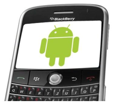 Cara Instal Aplikasi Android di Blackberry Terbaru