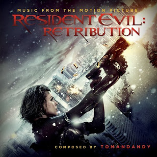 Resident Evil 5 Retribution Canzone - Resident Evil 5 Retribution Musica - Resident Evil 5 Retribution Colonna Sonora - Resident Evil 5 Retribution Film Musica