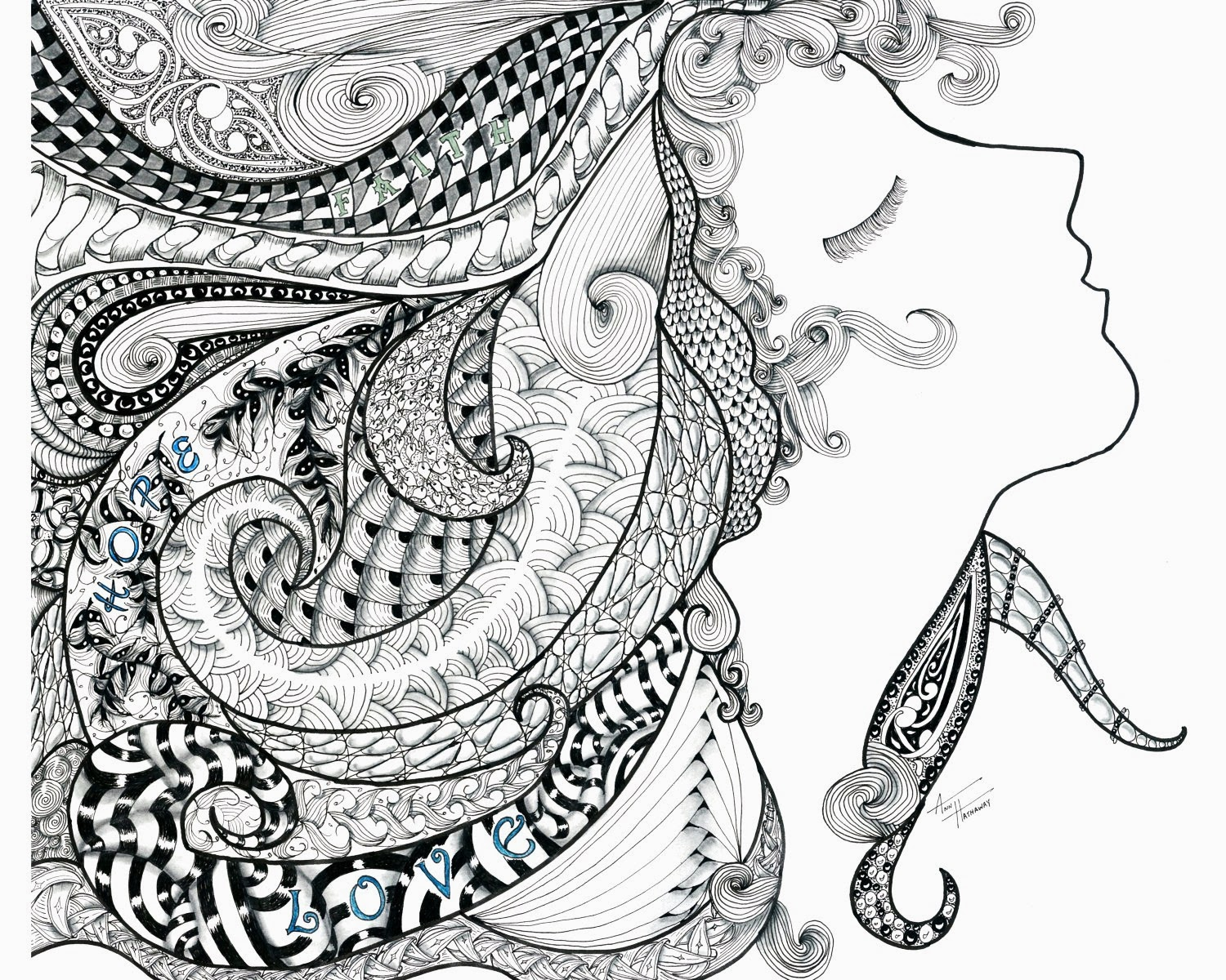 Inkspired Musings Zentangle Inspirations