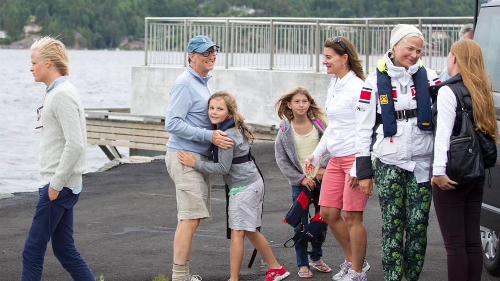 bill gates family - photo #4