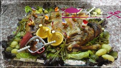 لحم الغنمي مشري و مقدم مع الخضر مبخرة 8.jpg