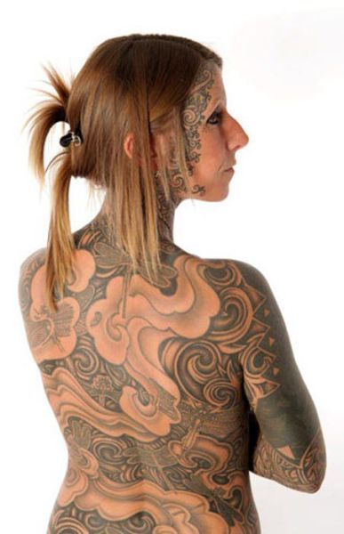 Drung and Dai Tattoos Culture of China
