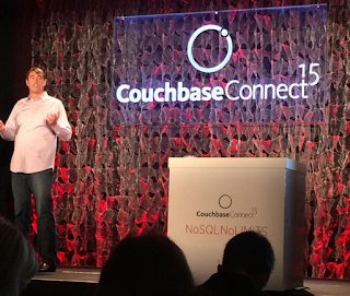 Couchbase CEO Wiederhold opens Couchbase Connect