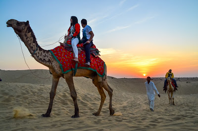 Voyage EN Jaisalmer EN Inde