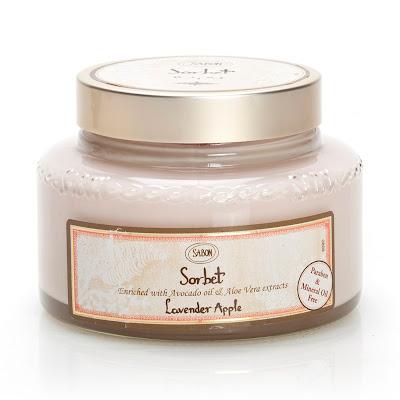 Sabon, Sabon Lavender Apple Sorbet Body Gel, moisturizer, lotion, body lotion, body cream