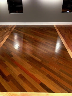 Beautiful Ipe Solid Wood Flooring Natural Movement Quality Wood Floors