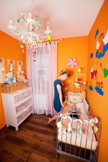 Tips Kamar yang Sesuai dengan Bayi dan Sang Ibu