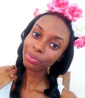 Primark flower headband