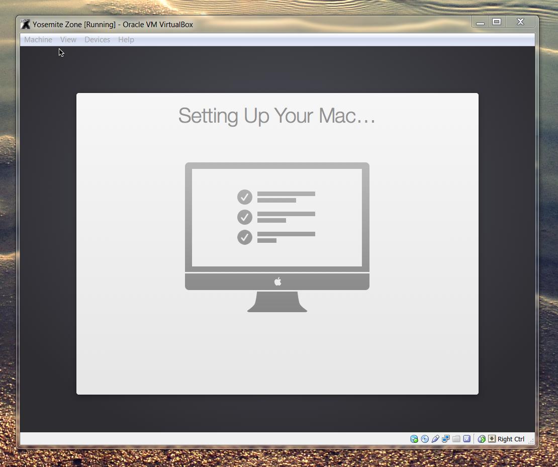 How To Install OS X Yosemite In Virtualbox With Yosemite